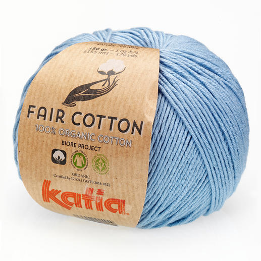 Fair Cotton von Katia