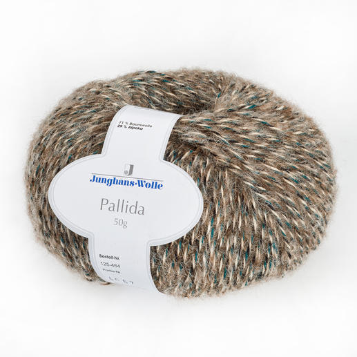 Pallida von Junghans-Wolle