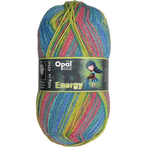 Opal Pullover- & Sockenwolle Energy 4-fach, Initiative Opal Pullover- & Sockenwolle Energy 4-fach