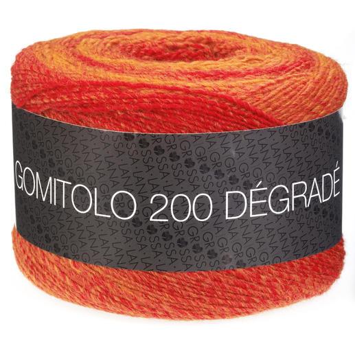 Gomitolo 200 Dégradé von Lana Grossa