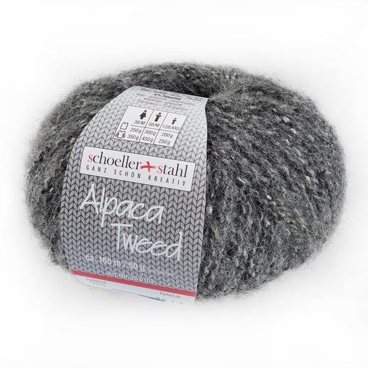 Alpaca Tweed von Schoeller+Stahl
