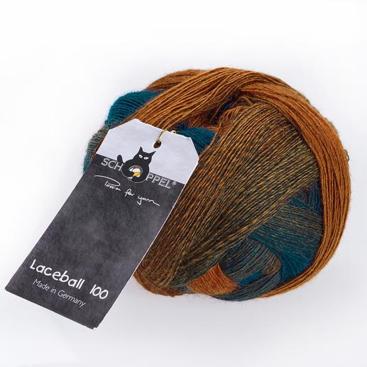 Zauberball Laceball 100 von Schoppel Wolle