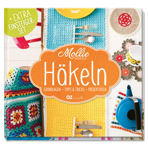 Buch - Mollie Makes – Häkeln