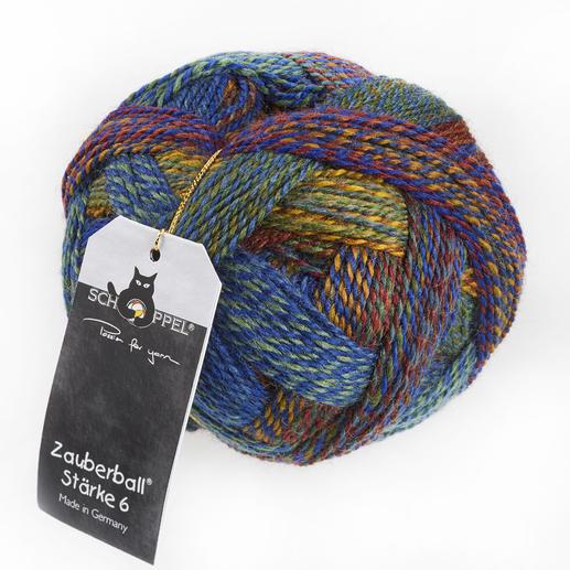 Zauberball Stärke 6 von Schoppel-Wolle