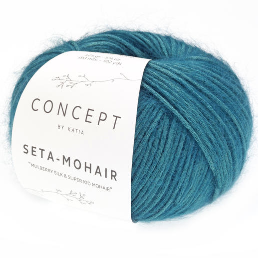 Seta-Mohair von Katia