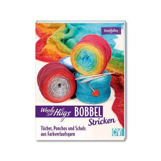 Buch - Woolly Hugs Bobbel Stricken