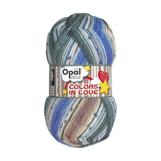 Colors in Love 4-fach von Opal