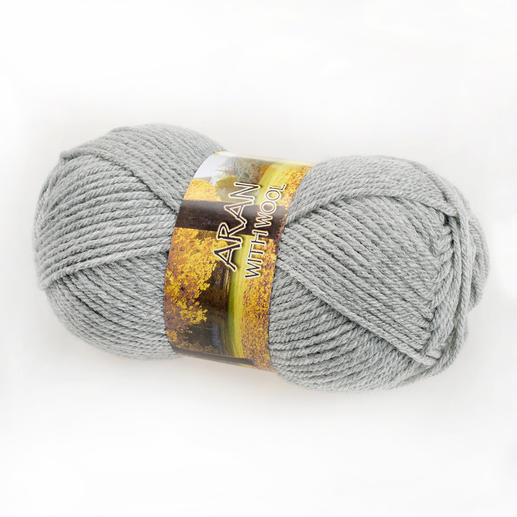 Aran with Wool von Designer Yarns