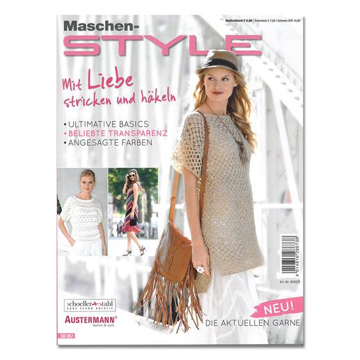 Heft - Maschenstyle FJ 18 (SD057)