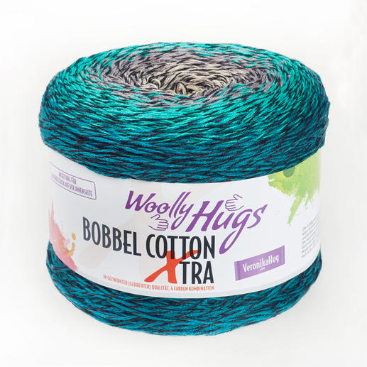 Bobbel Cotton Xtra von Woolly Hugs