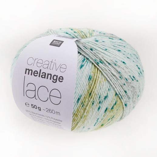Creative Melange Lace von Rico Design