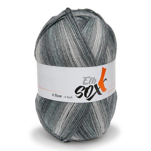 Sockenwolle ElbSox Color 4-fädig von ggh