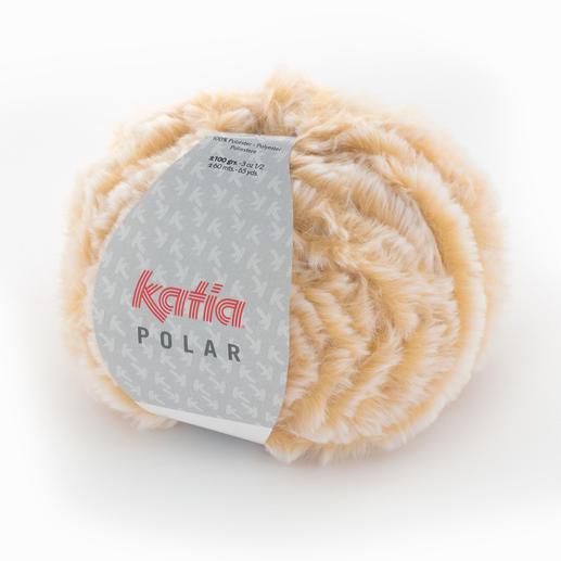 Polar von Katia Das wohl weicheste Garn dieser Saison.