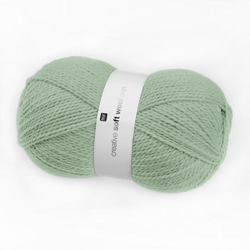 Creative Soft Wool Aran von Rico Design