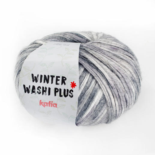Winter Washi Plus von Katia