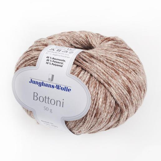 Bottoni von Junghans-Wolle