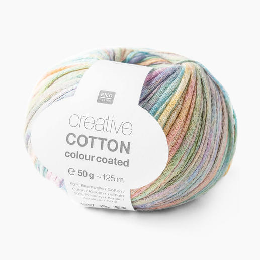 Creative Cotton Colour Coated von Rico Design