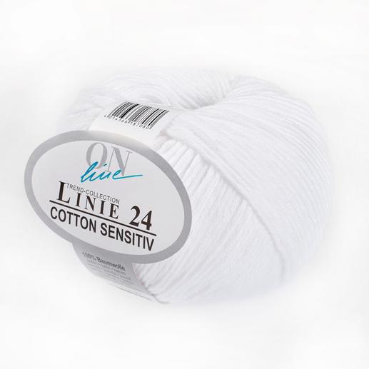 Linie 24 Cotton Sensitiv von ONline