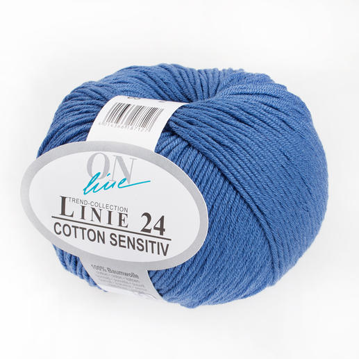 Linie 24 Cotton Sensitiv von ONline