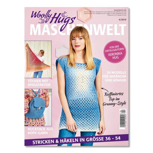 Heft - Woolly Hugs Maschenwelt 04/19