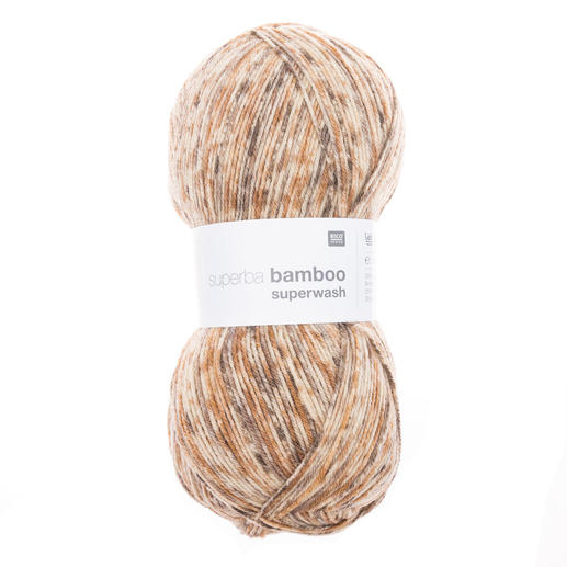 Superba Bamboo superwash 4-fädig von Rico Design
