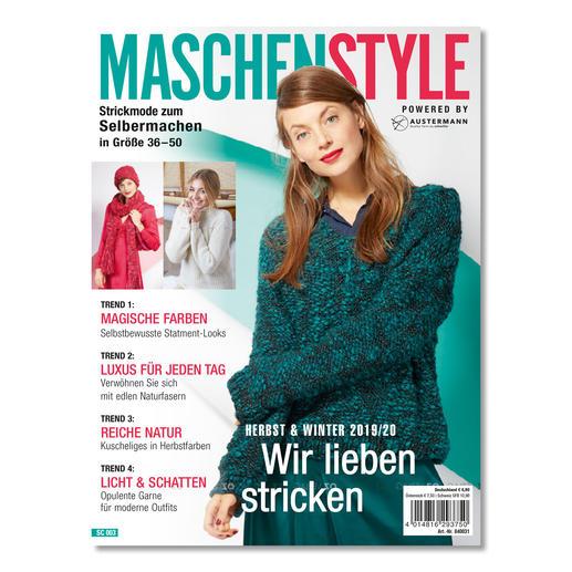 Heft - Maschenstyle SC 003
