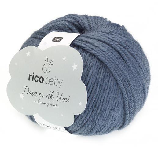 Baby Dream dk Uni von Rico Design
