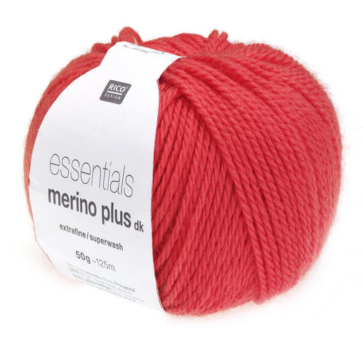 Essentials Merino Plus dk von Rico Design