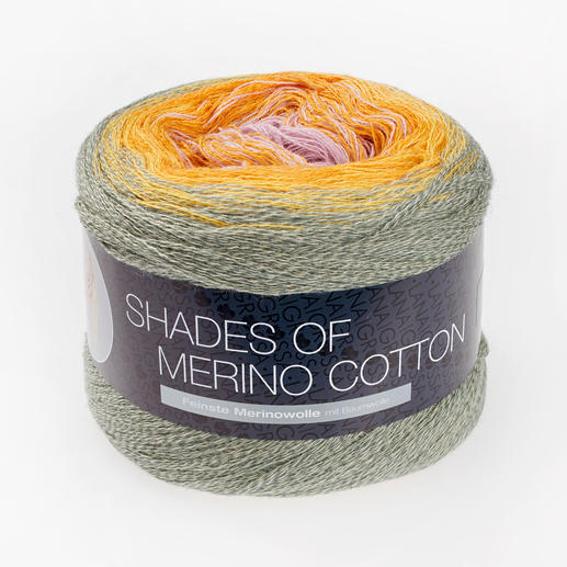 Shades of Merino Cotton von Lana Grossa