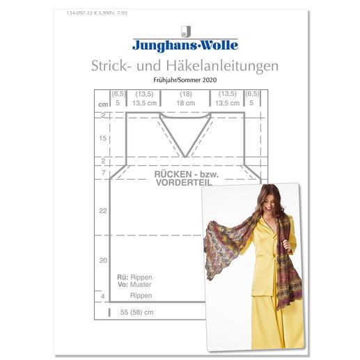Anleitungsheft WoolDesign Frühjahr/Sommer 2020