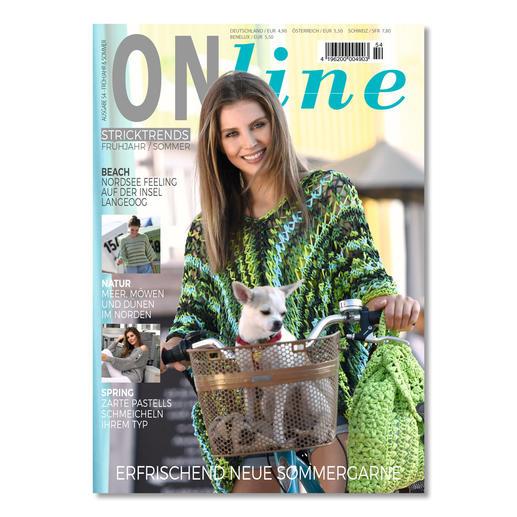 Heft - Online Stricktrends Frühjahr & Sommer Ausgabe 54