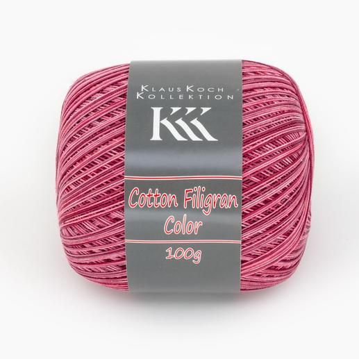 Cotton Filigran Color von KKK