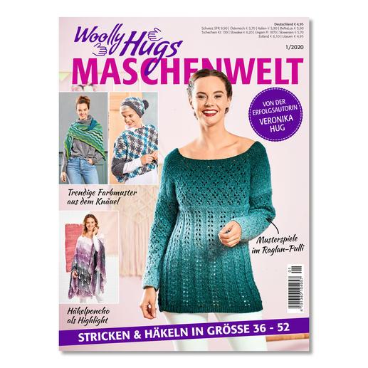 Heft - Maschenwelt 1/20