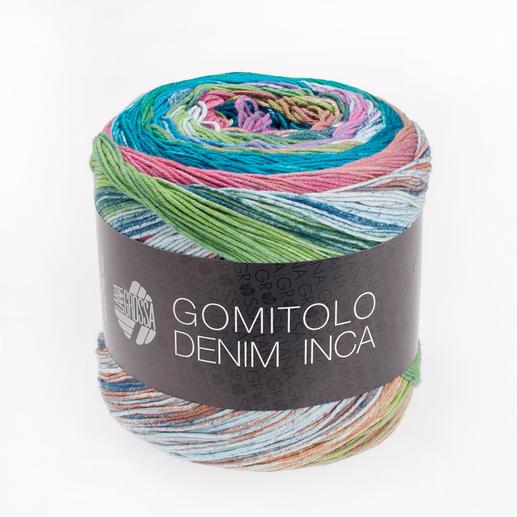 Gomitolo Denim Inca von Lana Grossa