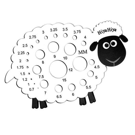 Nadelmaß - Schaf