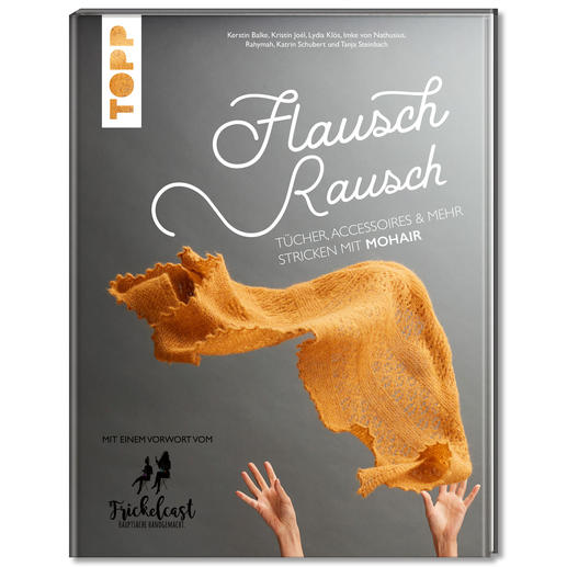 Buch - Flauschrausch