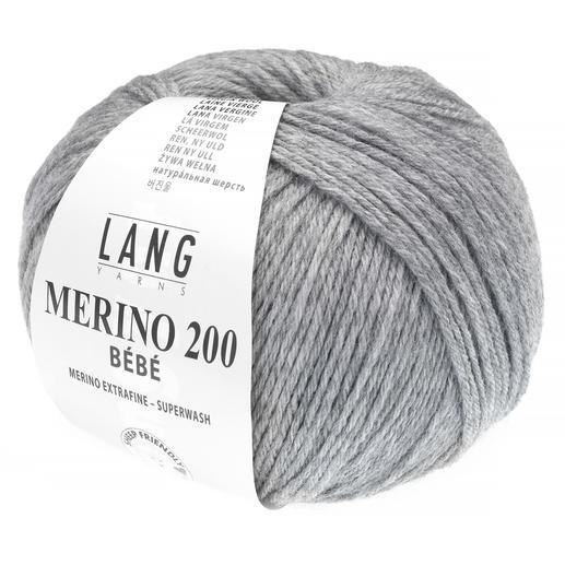 303 Hellgrau Mélange