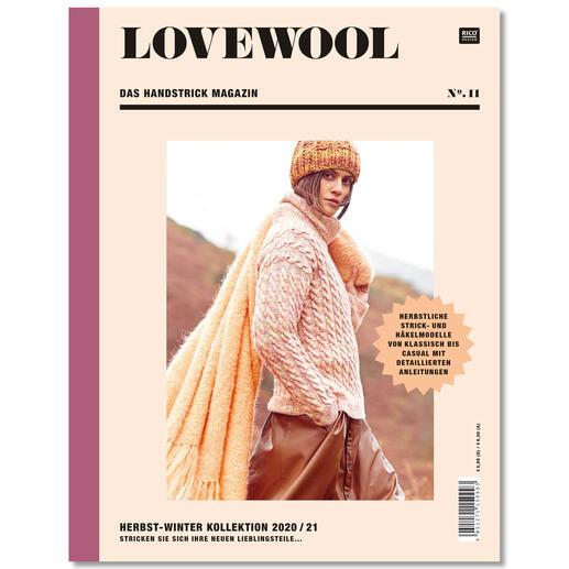 Heft - Lovewool No. 11