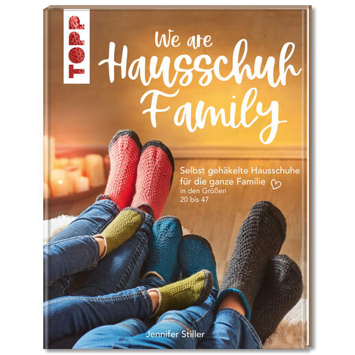 Buch - We are Hausschuh-Family