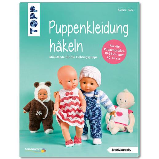 Buch - Puppenkleidung häkeln