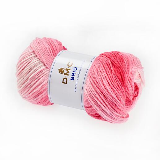 412 Pink/Rosa/Weiß