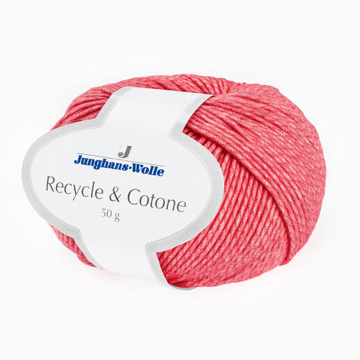 Recycle & Cotone von Junghans-Wolle