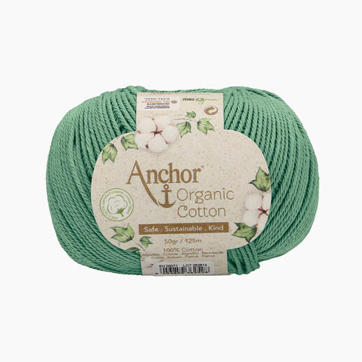 Organic Cotton von Anchor