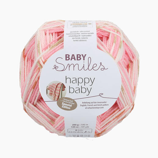 Baby Smiles – Happy Baby von Schachenmayr