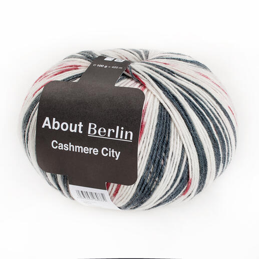 About Berlin Cashmere City von Lana Grossa