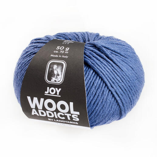 Joy von WOOLADDICTS by Lang Yarns