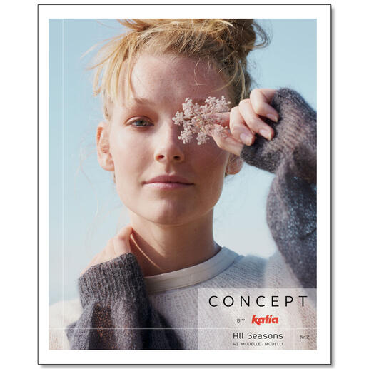 Heft - Katia Concept All Seasons Nr. 2
