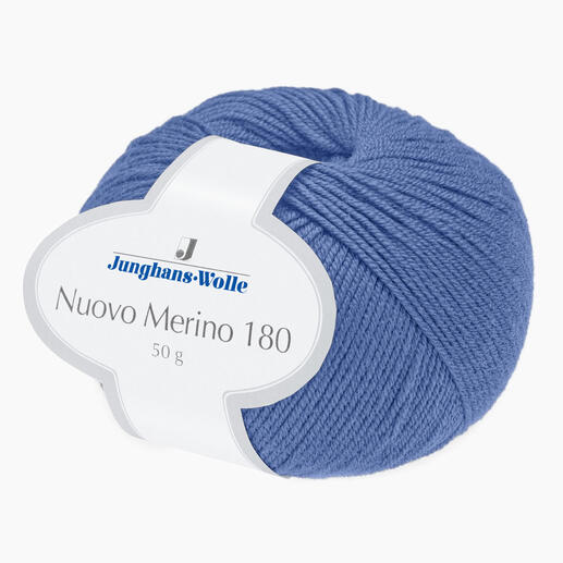 Nuovo Merino 180 von Junghans-Wolle