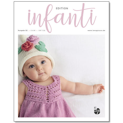 Heft - Lana Grossa Infanti Edition No. 2
