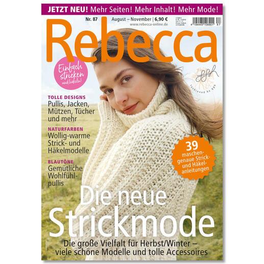 Heft - Rebecca Nr. 87